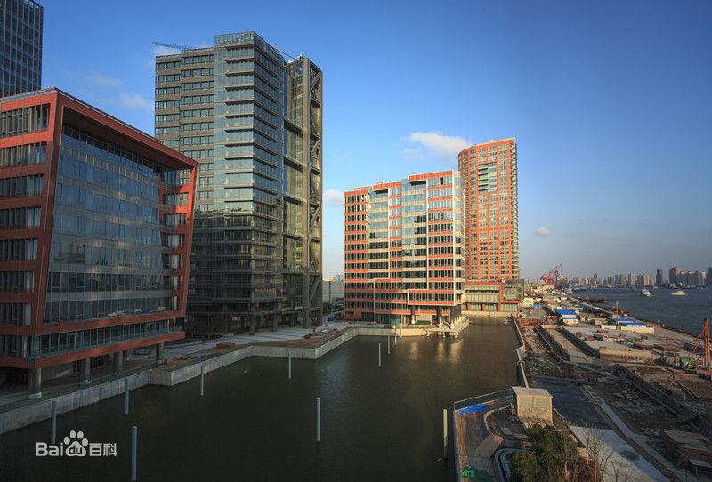 上海国际航运服务中心(西地块)